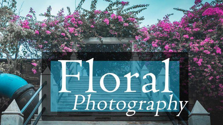 Floral Photography Sony alpha 6000