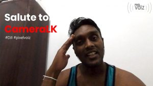 Salute to CameraLK | DJI one to one replacement – DJI authorised agent – Vlog 06