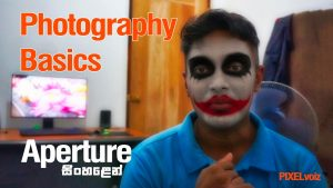 Photography Basics – What is Aperture