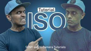 Camera brightness with ISO