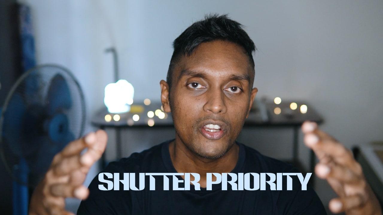 shutter-priority-mode