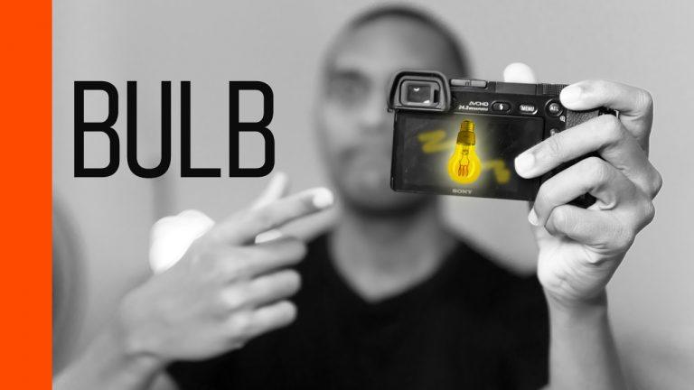 Camera Bulb Mode Explained