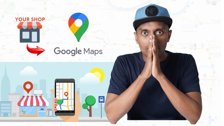 How to add My Business Location on Google Maps