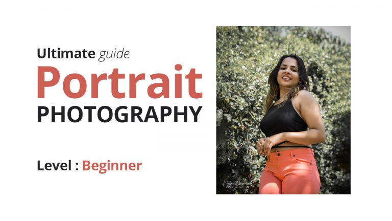 Portrait Photography  Guide for Beginner