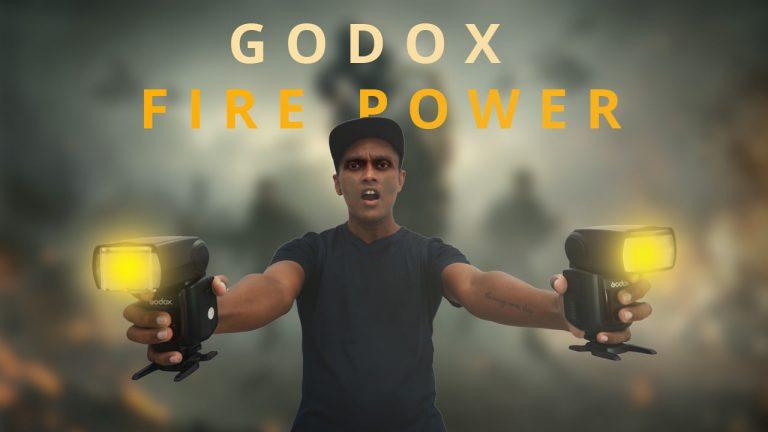 Godox V860iis Flash Review
