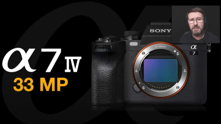 Sony A7IV Camera Review by Mark Galer